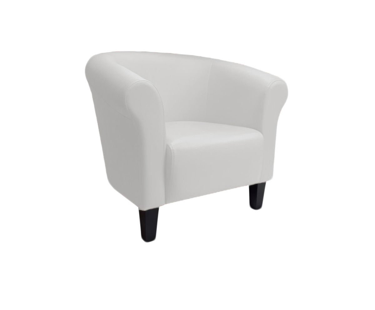 product eng CHILDRENS Armchair MALIBU white